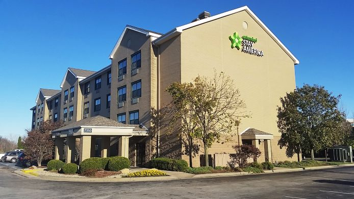 Exterior view EXTENDED STAY AMERICA TURFWAY