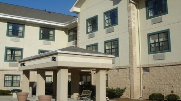 Exterior view EXTENDED STAY AMERICA ROCKFORD