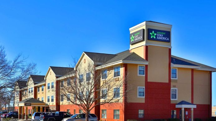 Buitenaanzicht EXTENDED STAY AMERICA OKC AIR