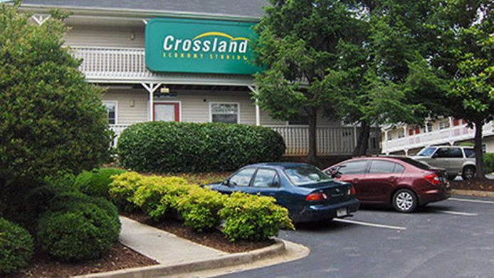 Exterior view CROSSLAND STUDIOS JIMMY CARTER