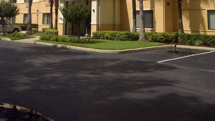 Exterior view EXTENDED STAY AMERICA DAYTONA