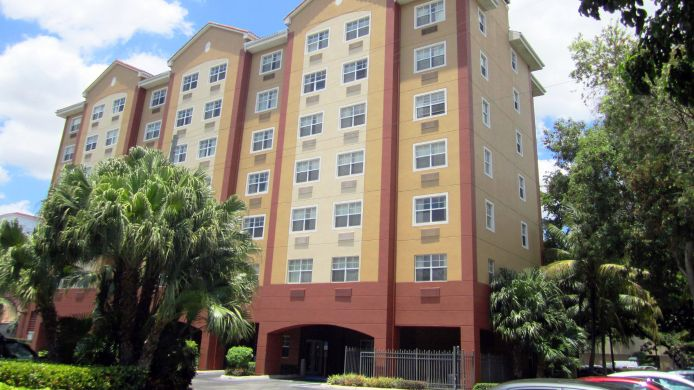 Buitenaanzicht EXTENDED STAY AMERICA CORAL GA