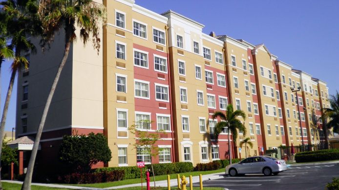 Buitenaanzicht EXTENDED STAY AMERICA DORAL 25