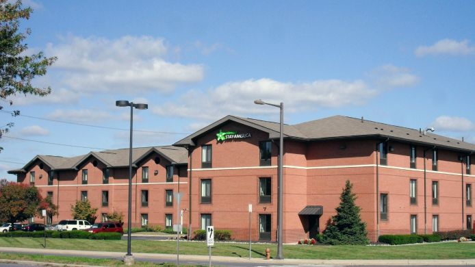 Exterior view EXTENDED STAY AMERICA BARTRAM
