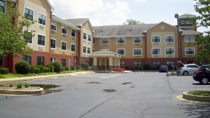 Exterior view EXTENDED STAY AMERICA PAX RIVE
