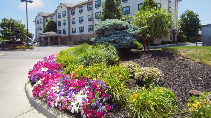 Exterior view EXTENDED STAY AMERICA WORTHINGTON