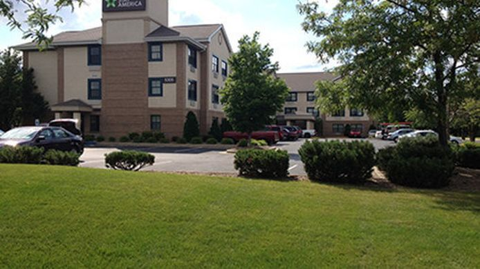 Exterior view EXTENDED STAY AMERICA N MISHAW