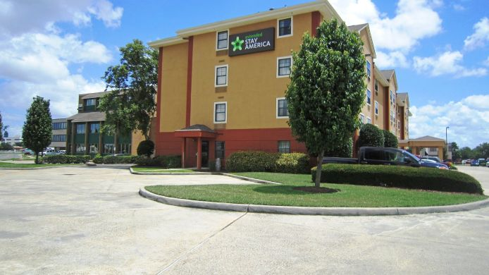 Buitenaanzicht EXTENDED STAY AMERICA METAIRIE