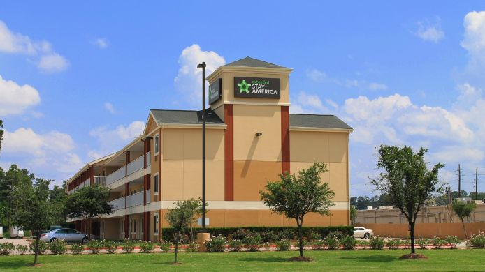 Exterior view EXTENDED STAY AMERICA THE WOOD