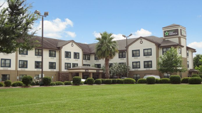 Exterior view EXTENDED STAY AMERICA KATY FRW