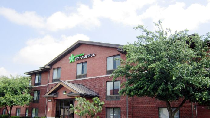 Buitenaanzicht EXTENDED STAY AMERICA SAN ANTO