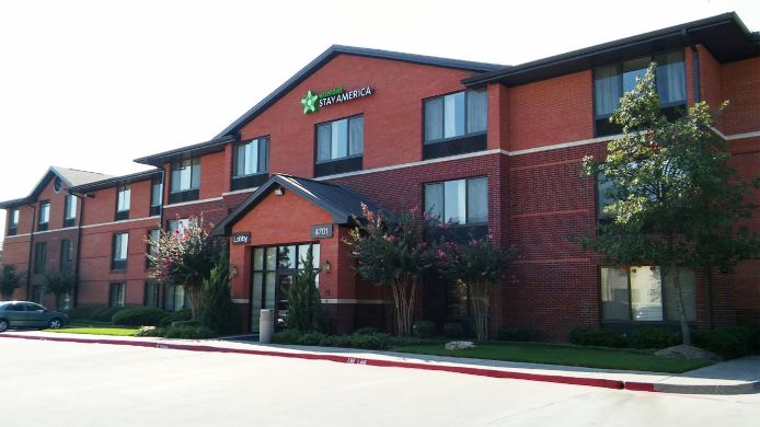 Exterior view EXTENDED STAY AMERICA SW FT WO