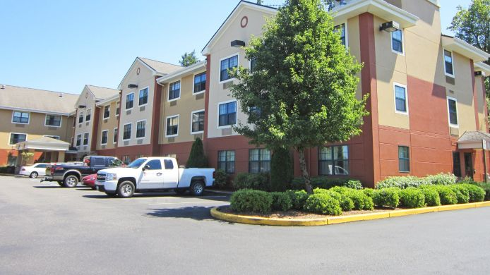 Buitenaanzicht EXTENDED STAY AMERICA TUMWATER