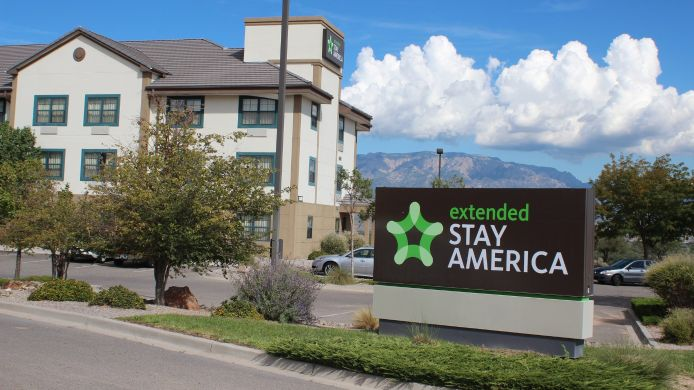 Buitenaanzicht EXTENDED STAY AMERICA RIO RANC