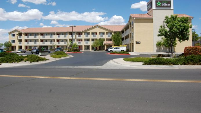 Exterior view EXTENDED STAY AMERICA AIRPORT