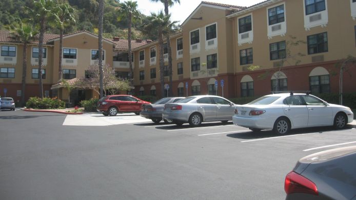 Exterior view EXTENDED STAY AMERICA HOTEL CI