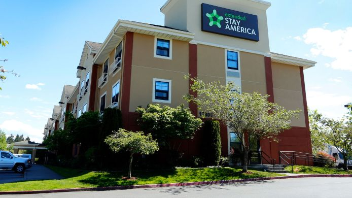 Exterior view EXTENDED STAY AMERICA SEATTLE