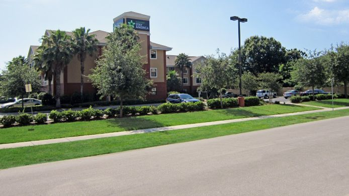 Exterior view EXTENDED STAY AMERICA SPRUCE S