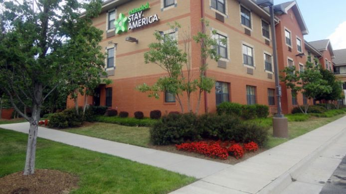 Exterior view EXTENDED STAY AMERICA HERNDON