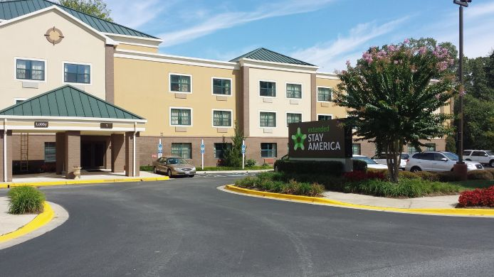 Exterior view EXTENDED STAY AMERICA ANNAPOLI