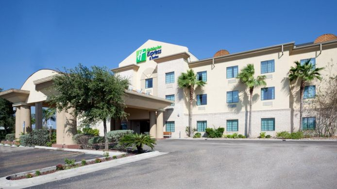 Buitenaanzicht Holiday Inn Express & Suites ALICE