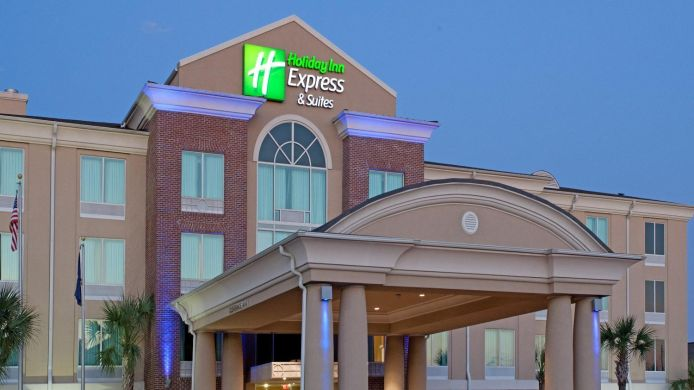 Exterior view Holiday Inn Express & Suites FLORENCE I-95 @ HWY 327