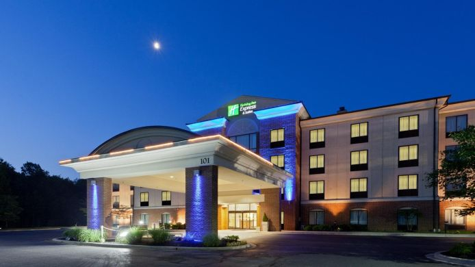Exterior view Holiday Inn Express & Suites NORTH EAST