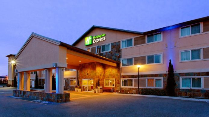 Exterior view Holiday Inn Express & Suites EVERETT