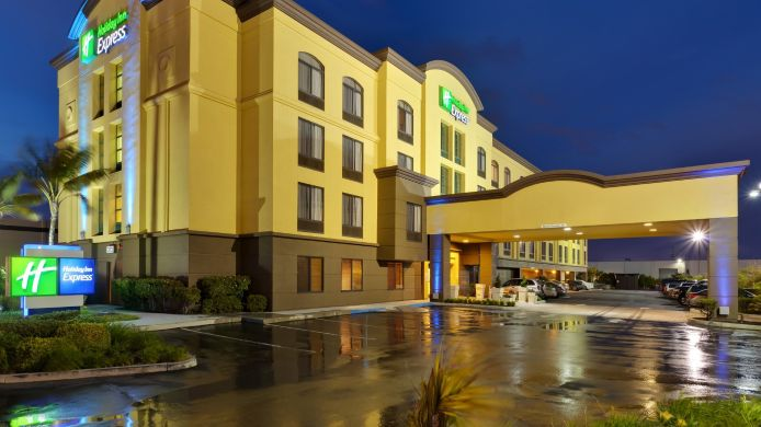Exterior view Holiday Inn Express SAN FRANCISCO-AIRPORT NORTH