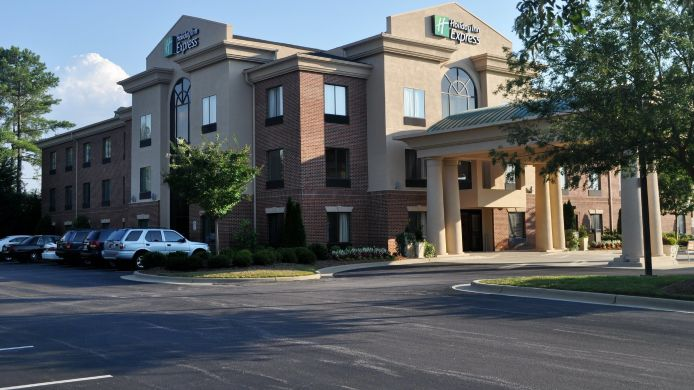 Exterior view Holiday Inn Express & Suites RALEIGH NORTH - WAKE FOREST