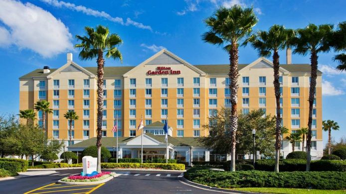 Exterior view Hilton Garden Inn Orlando at SeaWorld