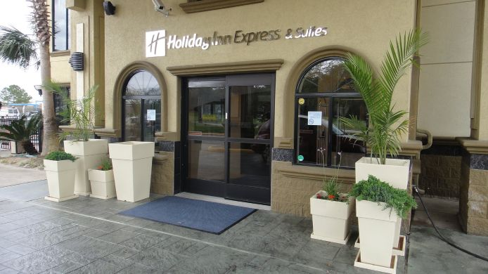 Buitenaanzicht Holiday Inn Express & Suites HOUSTON NORTH INTERCONTINENTAL
