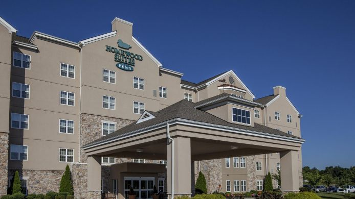 Exterior view Homewood Suites by Hilton Philadelphia-Valley Forge