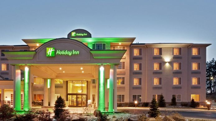 Buitenaanzicht Holiday Inn SPOKANE AIRPORT