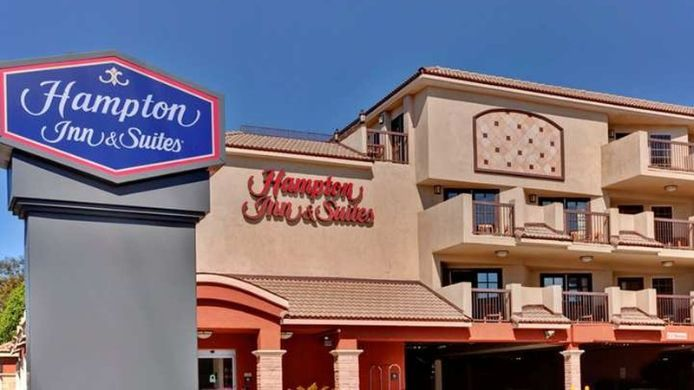 Buitenaanzicht Hampton Inn - Suites Hermosa Beach CA