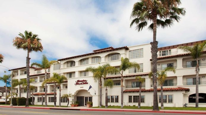 Exterior view HAMPTON INN AND SUITES SAN CLEMENTE