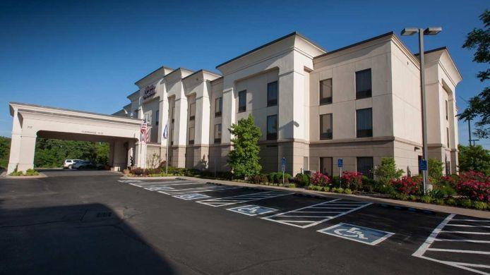 Exterior view Hampton Inn - Suites - Stillwater