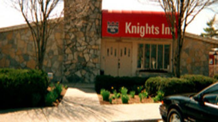 Exterior view KNIGHTS INN RICHMOND KY