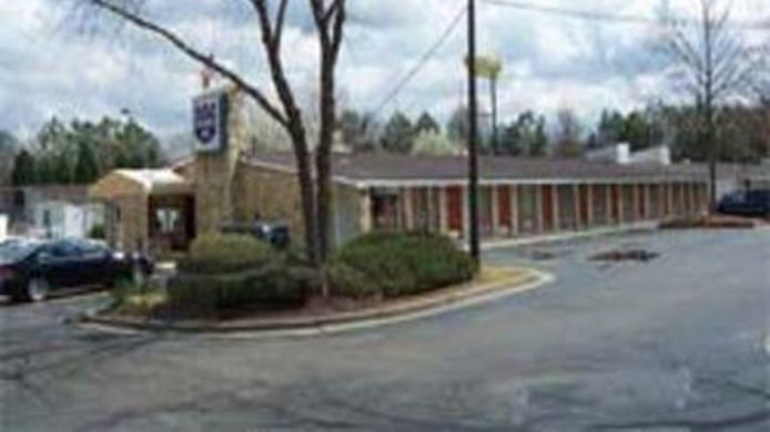 Exterior view KNIGHTS INN NORCROSS