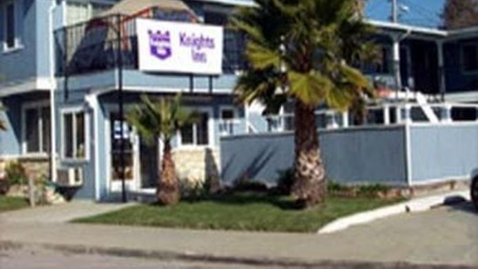 Exterior view KNIGHTS INN SANTA CRUZ BEACH