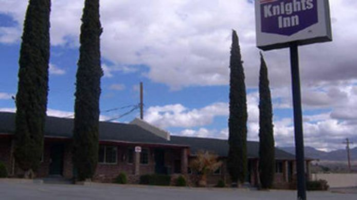 Exterior view KNIGHTS INN KINGMAN