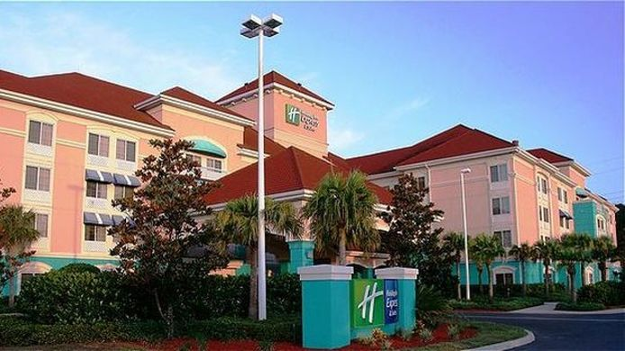 Exterior view Holiday Inn Express & Suites ORLANDO - LK BUENA VISTA SOUTH