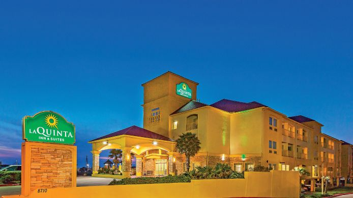 Exterior view LA QUINTA INN STE GALVESTON SEAWALL WEST