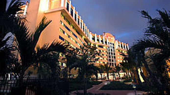 Buitenaanzicht West Palm Beach Marriott