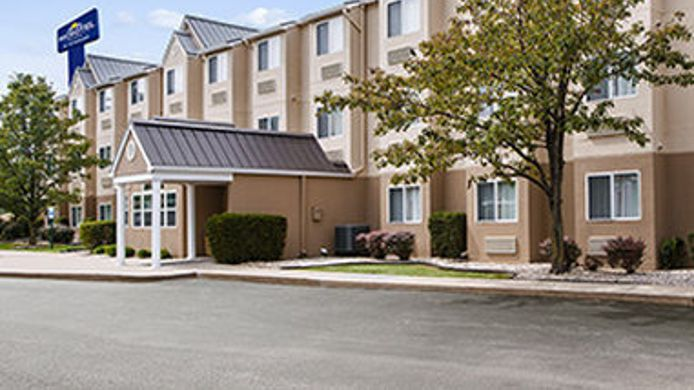 Exterior view MICROTEL SUITESLOUISVILLE EAST