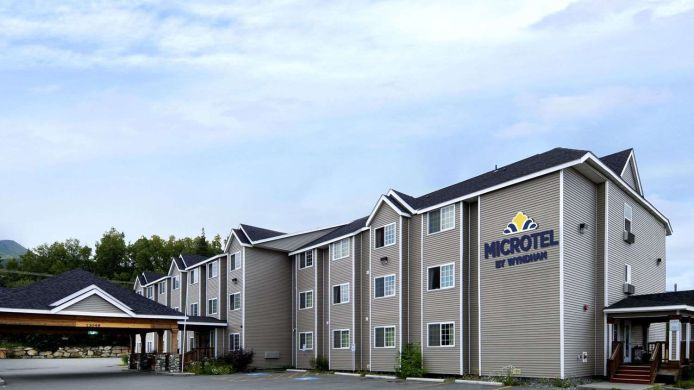 Kamers MICROTEL INN EAGLE RIVER ANCHORAGE AREA