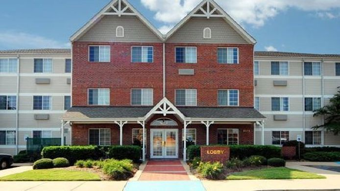 Buitenaanzicht MainStay Suites Greenville Airport