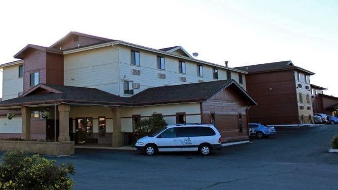 Exterior view FAIRBRIDGE INN AND SUITES MISSOULA