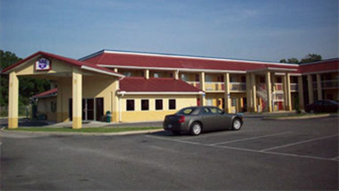 Exterior view KNIGHTS INN JACKSONVILLE DOWNT