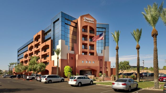 Exterior view DRURY INN AND SUITES PHOENIX AIRPORT